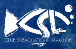 Logo Club Subaquatique Lavallois